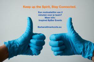 Inspired Events ByBar - Verbinden, inspireren en verdiepen - nieuws