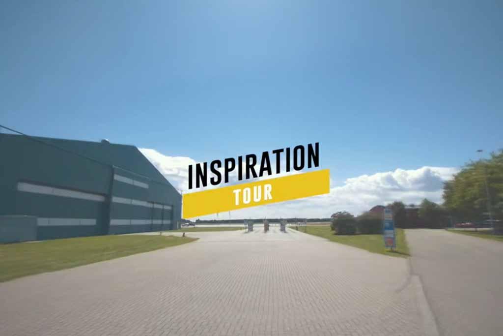 Inspired Events ByBar - Verbinden, inspireren en verdiepen - Inspirator tour